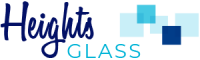 Heights Glass, Inc. Logo - Family Owned Glass Repair and Replacement